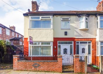 Thumbnail 3 bed terraced house for sale in Monterey Road, Liverpool