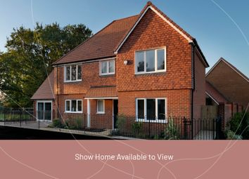 Thumbnail 4 bed detached house for sale in Four Season, Horam, Heathfield