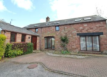 Thumbnail 4 bed barn conversion for sale in Old Barn, Hayton, Brampton