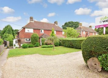 Thumbnail 3 bed semi-detached house for sale in The Birches, West Chiltington, West Sussex