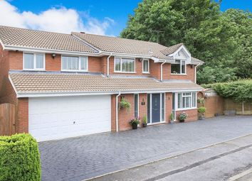 Thumbnail 5 bed detached house for sale in Turnham Green, Perton, Wolverhampton