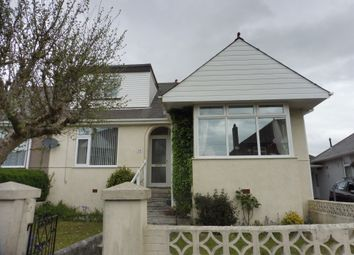 Thumbnail 4 bed semi-detached house for sale in Morrish Park, Plymstock, Plymouth