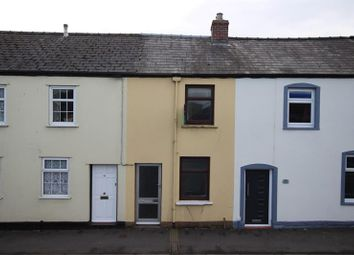 Thumbnail 2 bed terraced house to rent in Church Street, Llanfaes, Brecon