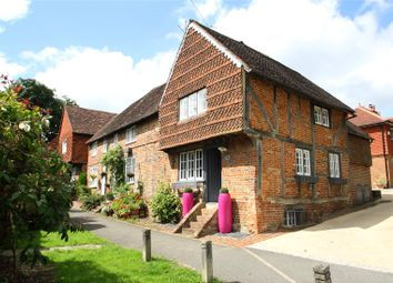 Thumbnail 3 bed end terrace house for sale in Church Walk, Bletchingley, Redhill