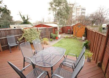 Thumbnail 4 bed terraced house to rent in Lescombe Close, London