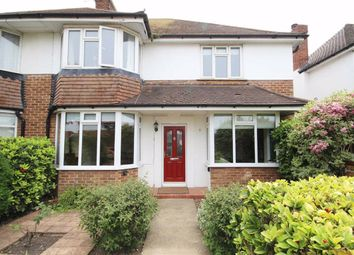 Thumbnail 2 bed flat for sale in Harvey Road, Goring-By-Sea, West Sussex