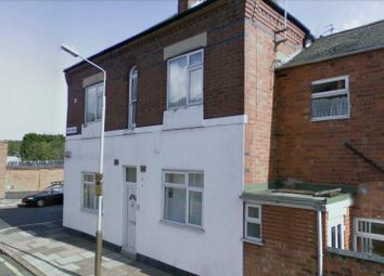 Thumbnail 1 bed flat to rent in Erith Road, Leicester