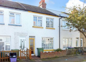 Thumbnail 2 bed terraced house for sale in Burrow Road, Folkestone