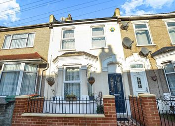 Thumbnail 3 bed terraced house for sale in Desford Road, London