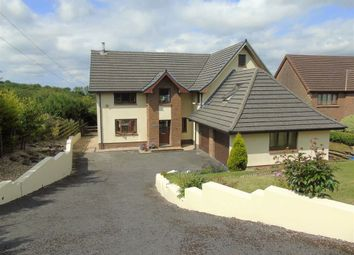 Thumbnail 5 bedroom detached house for sale in Cynheidre, Llanelli