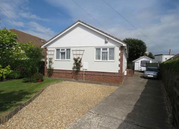 Thumbnail 3 bed detached bungalow for sale in Haslemere Gardens, Hayling Island