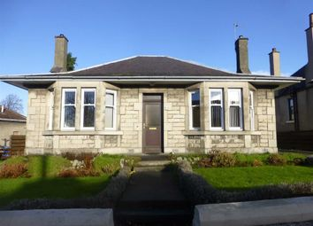 Thumbnail 3 bed detached bungalow to rent in Let Agreed, 4, Pitbauchlie Bank, Dunfermline, Fife