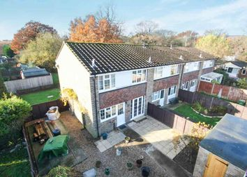 Thumbnail 3 bed end terrace house for sale in Leith Grove, Beare Green, Dorking