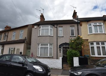 Thumbnail 3 bedroom end terrace house for sale in Sandringham Road, Watford