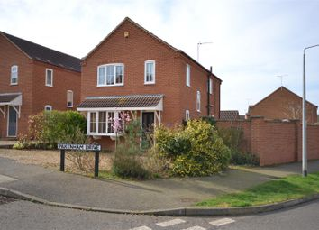 Thumbnail 4 bed detached house for sale in Pakenham Drive, Dersingham, King's Lynn