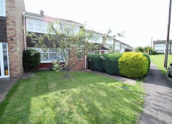 Thumbnail 3 bed terraced house to rent in Lancotbury Close, Totternhoe, Bedfordshire