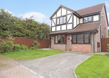 Thumbnail 4 bed detached house for sale in Fountains Drive, Barrs Court, Bristol