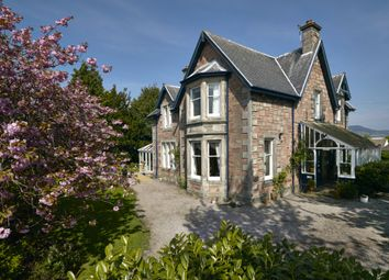 Thumbnail Hotel/guest house for sale in Trafford Bank Guest House, Fairfield Road, Inverness