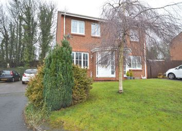 Thumbnail 2 bed semi-detached house for sale in Garbridge Court, Appleby-In-Westmorland