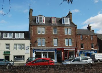 Thumbnail 3 bed flat for sale in Commercial Street, Alyth