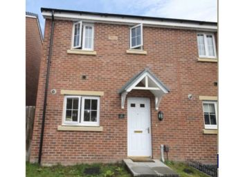 Thumbnail 2 bed end terrace house for sale in Alexon Way, Pontypridd