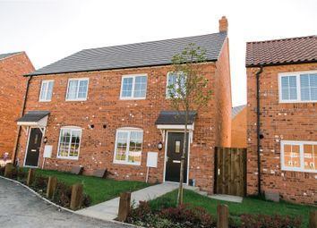 Thumbnail 2 bedroom terraced house for sale in Windmill Meadow, Sleaford Road