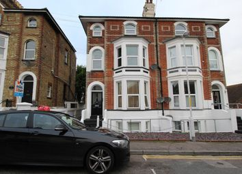 Thumbnail 1 bed flat for sale in Belmont Villas, Magdala Road, Broadstairs