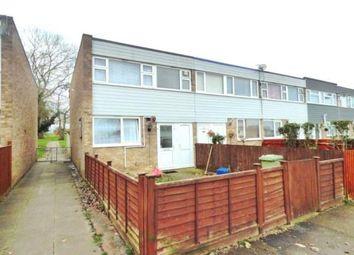 Thumbnail 3 bed end terrace house for sale in Santen Grove, Bletchley, Milton Keynes