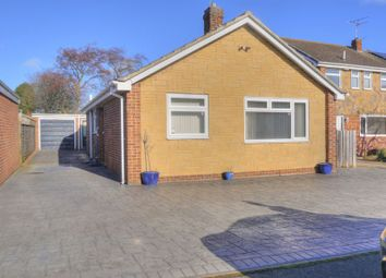 Thumbnail 2 bedroom detached bungalow for sale in Centurian Way, Bedlington
