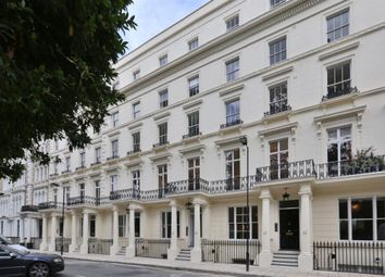Thumbnail 3 bed terraced house to rent in Leinster Square, London