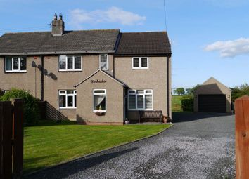 Thumbnail 3 bed semi-detached house for sale in High Callerton, Newcastle Upon Tyne