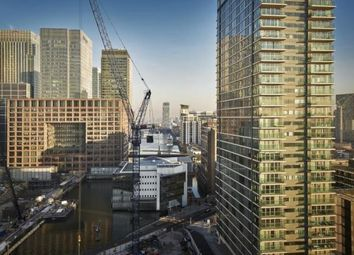 Thumbnail 1 bedroom detached house to rent in The Landmark, Canary Wharf, London