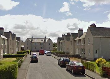 Thumbnail 2 bed flat for sale in Marine Gardens, Stranraer
