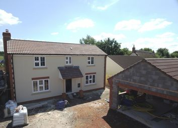 Thumbnail 5 bed detached house for sale in Crown Lane, Creech Heathfield, Taunton