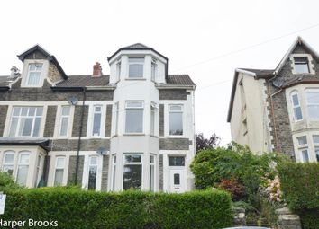 Thumbnail 5 bed end terrace house for sale in Tyfica Road, Pontypridd