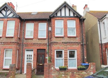 Thumbnail 3 bedroom end terrace house for sale in St. Anselms Road, Worthing
