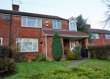 Thumbnail 4 bed semi-detached house for sale in The Meadway, Reading