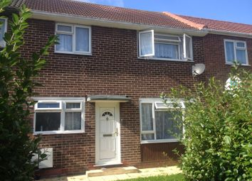 Thumbnail 4 bedroom terraced house to rent in Norbury Rise, London
