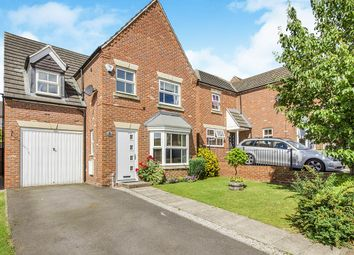 Thumbnail 4 bed detached house for sale in Farringdon Close, Hemsworth, Pontefract