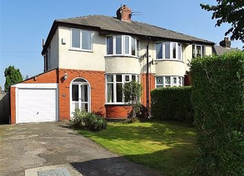 Thumbnail 3 bed semi-detached house for sale in Priory Crescent, Penwortham, Preston