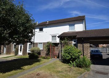 Thumbnail 3 bed semi-detached house for sale in Brownsea Close, New Milton