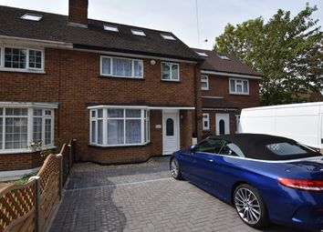 Thumbnail 5 bed terraced house for sale in Horseshoe Lane, Watford