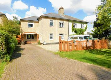 Thumbnail 4 bed semi-detached house for sale in Barford Road, Willington