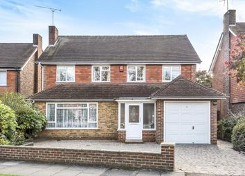 Thumbnail 4 bed detached house for sale in Broomfield, Lower Sunbury