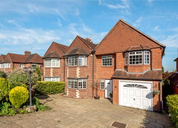 Thumbnail 5 bed semi-detached house for sale in Hillside, Banstead, Surrey