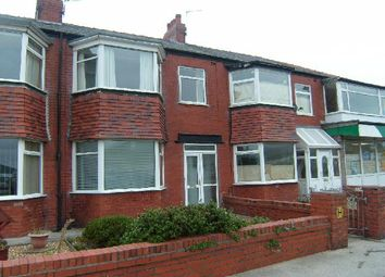 Thumbnail 3 bedroom terraced house to rent in Squires Gate Lane, Blackpool