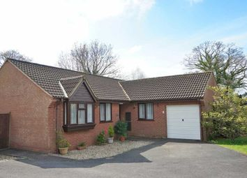 Thumbnail 3 bed detached bungalow for sale in Pear Drive, Willand