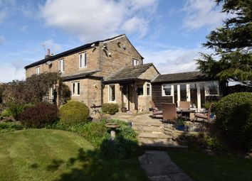Thumbnail 3 bed cottage for sale in Mulberry Cottage, Hostingley Lane, Thornhill
