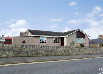 Thumbnail 4 bed detached bungalow for sale in Kemnay Road, Inverurie, Aberdeenshire