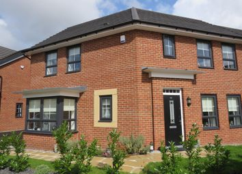 Thumbnail 3 bed detached house for sale in Ramsbury Drive, Liverpool, Speke